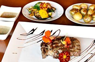 Irský rump steak z vyzrálého hovězího masa