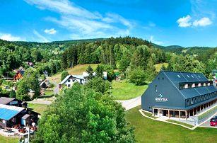Luxusní apartmány v Krkonoších: pro dva i rodinu