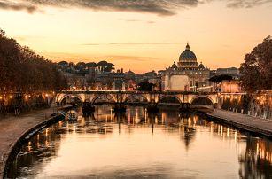Hurá do Říma: pobyt na 3 či 4 dny se snídaněmi