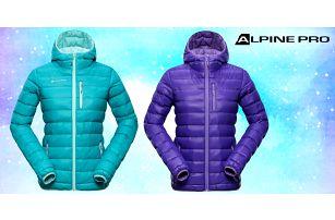 Zachumlejte se do hřejivé bundy Alpine Pro