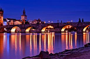 Centrum města a atmosféra staré Prahy