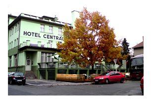 Relaxační wellness pobyt pro dva ve Wellness hotelu Central***, polopenze, bazén, finská sauna.