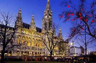 Výlet za kouzlem vánoční Vídně: odjezd z Moravy