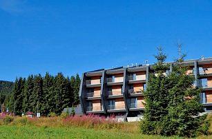Pronájem moderních apartmánů na Klínovci