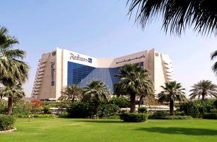 Spojené arabské emiráty - Sharjah na 11 dní, snídaně s dopravou letecky z Prahy