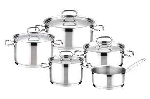 TESCOMA sada nádobí HOME PROFI, 9 dílů