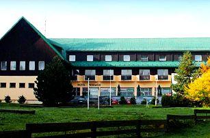 Dovolená v rodinném hotelu Paramon v Jeseníkách