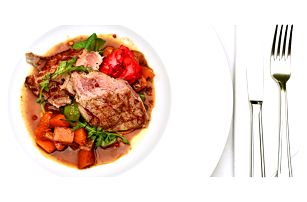 Speciální dýňové menu ve špičkové restauraci