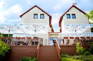 Romantický víkend v lázeňském městě Bojnice