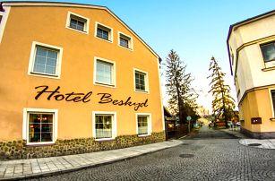 Hotel Beskyd s polopenzí, wellness a neomezenou konzumací piva