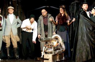 Představení Dracula reloaded