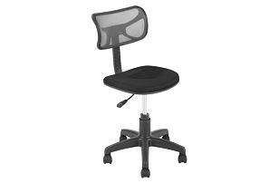 Otočná židle tom *cenový trhák*, 41/77-89/48 cm