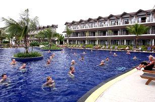 Thajsko - Phuket na 10 dní, snídaně s dopravou letecky z Prahy