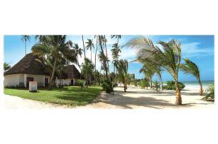 Tanzánie, Zanzibar, letecky na 9 dní polopenze