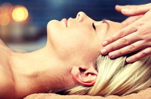 50minutová masáž dle vlastního výběru