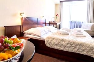 Wellness pobyt pro dvě osoby v Hotelu Vila Anne Mary *** Piešťany
