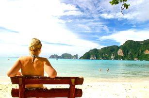 Thajsko - Phi Phi na 10 dní, snídaně s dopravou letecky z Prahy