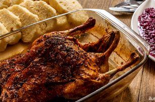 Svatomartinské menu: kaldoun, husa i šulánky