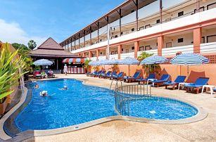 Thajsko, Phuket, letecky na 9 dní snídaně