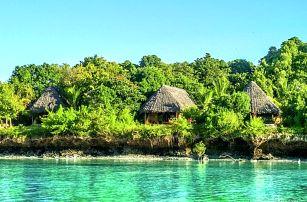 Keňa, Diani Beach, letecky na 9 dní plná penze
