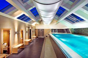 Překrásná Budapešť v luxusním 4* hotelu v centru města s neomezeným wellness