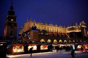Vánoční trhy v Krakově – adventní zájezd do Polsa
