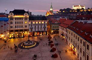 Adventní Bratislava – zájezd na vánoční trhy