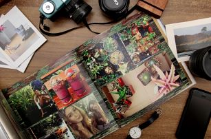 Kvalitní fotokniha z vlastních fotografií