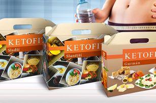 Proteinová dieta KETOFIT® k redukci váhy