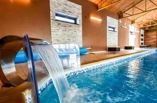 Wellness hotel Spark **** kousek od Bratislavy pro 2 s wellness a polopenzí