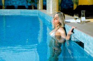 Luxusní wellness relaxace pro dva (2 dny, 1 noc)