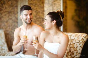 Luxusní wellness odpoledne pro dva