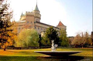 Zvýhodněné pobyty v penzionu Maxim v Bojnicích s polopenzí nebo i s wellnessem