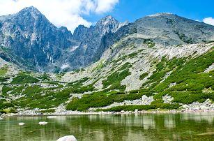 Rodinná dovolená ve Vysokách Tatrách