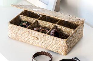 Ratanový Box na Drobnosti Oh My Home