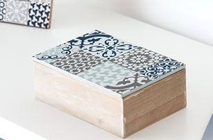 Dekorační Box Mozaika Homania