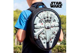 Školní Batoh 3D Hvězdné Války