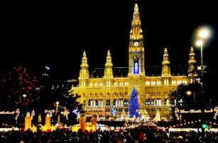 Adventní výlet do Vídně: trhy i prohlídka města