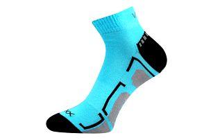Sportovní ponožky v neonových barvách VoXX 3 páry