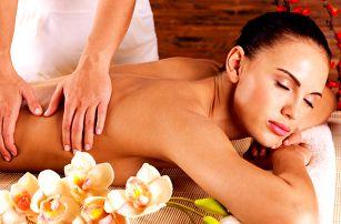 Luxus pro dámy: masáž, maska a péče o nehty