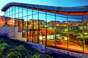 Maďarsko pro fajnšmekry v 5* resortu u Komárna s polopenzí, wellness, masáží i soláriem