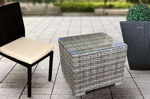 Kvalitní nábytek z umělého ratanu domů i na zahradu