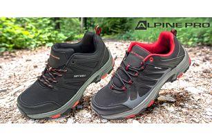 Pohodlná sportovní softshellová obuv Alpine Pro