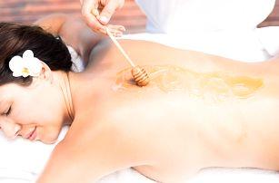 Parádní relax s masáží dle výběru