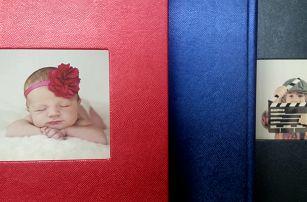 Fotokniha, formát A4 na výšku či šířku
