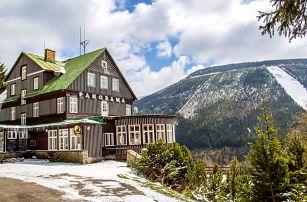 Na lyže do Špindlu: klasická horská chata se snídaní