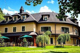 5denní wellness pobyt pro 2 s polopenzí v Golf Hotelu Morris**** v Mariánských Lázních