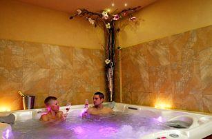 3 až 6denní wellness pobyt pro 2 osoby s polopenzí v hotelu Renospond na Vysočině