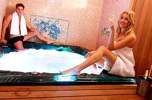 2 nebo 3denní víkendový wellness pobyt pro 2 osoby v hotelu Zlatý Lev v Žatci