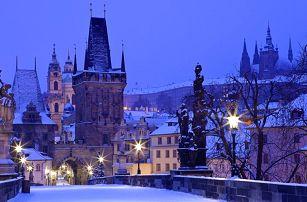 2 až 5denní pobyt se snídaněmi pro 2 v hotelu Pankrác v Praze